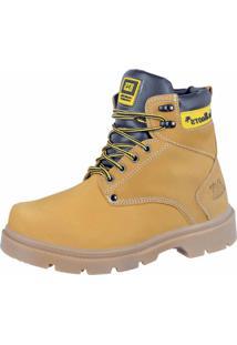 Bota Adventure Em Couro Bell Boots Milho