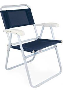 Cadeira Master Aço Fashion - Azmarinh - Unissex