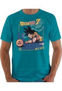 Camiseta Dragon Bar Z