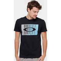 c84ab7dff3 Camiseta Oakley Mod Bar Code Tee Masculina - Masculino