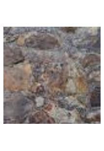 Papel De Parede Rustic Country Pa130903 Vinílico Com Estampa Pedra
