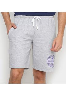 Bermuda Moletom Kappa Urban Clothing Masculina - Masculino