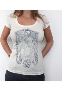Naturae Sequitur Semina Quisquis Suae - Camiseta Clássica Feminina