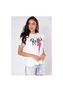 Camiseta Preview You Rock Branco