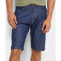 Bermuda Jeans Reta Rockblue Masculina - Masculino-Jeans c54920dd4aed2