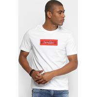 77db1867e3 Camiseta Cavalera Art Supply Co. Masculina - Masculino-Branco