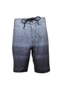 Bermuda Nino Danieli Masculina Bicolor Listrada Bnm79430 Jeans Listrado