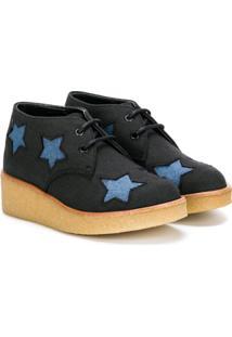 Stella Mccartney Kids Sapato De Canvas - Unavailable