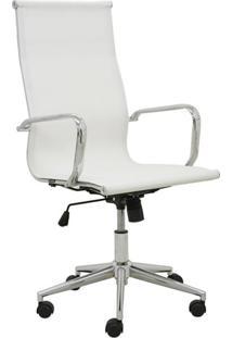 Cadeira De Escritório Presidente Sevilha Branco