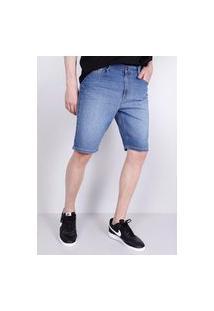 Bermuda Jeans Média Gang Masculina
