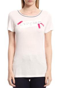 Camiseta Forum Estampada - Kanui
