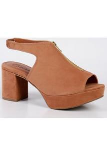 Bota Feminina Open Boot Bebecê 5013553