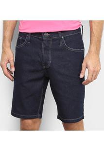 Bermuda Jeans Colcci Davi Lisa Masculina - Masculino