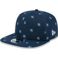 2cb570ad94188 Bone 950 Original Fit New York Yankees Mlb New Era - Masculino-Marinho