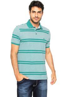 9a0d9ab47f Camisa Pólo Dudalina Listrado masculina