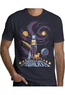 Camiseta Guia Da Aventura