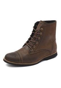 Bota Casual Masculina Shoes Grand 56160/5 Nobuck Taupe