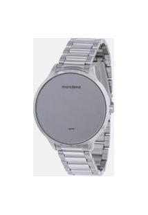 Relógio Feminino Mondaine 32060L0Mvne4 Led Digital 5Atm | Mondaine | Preto | U