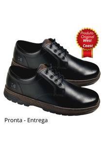 Sapato Masculino Couro Kildare G510