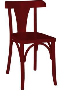 Cadeiras Para Cozinha Felice 78,5 Cm 415 Bordo - Maxima