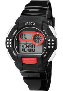 Relógio Vasco Technos Digital Ii - Unissex