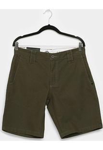 Bermuda Jeans Element Worker X Ii Masculina - Masculino
