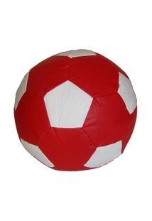 Puff Big Ball Futebol Pop - Unissex