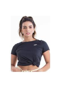 T-Shirt Its&Co Lika Preto