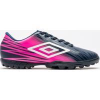 Chuteira Esportiva Pink Umbro  ed1f71af5723e