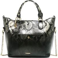 25568ccb8 Bolsa Cinza Cobra feminina | Shoes4you