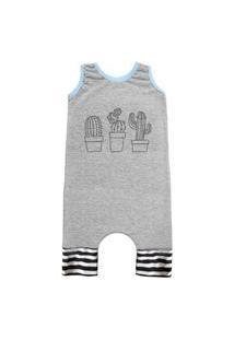 Pijama Regata Comfy Cactus