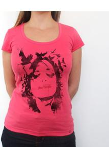 The Birds - Camiseta Clássica Feminina