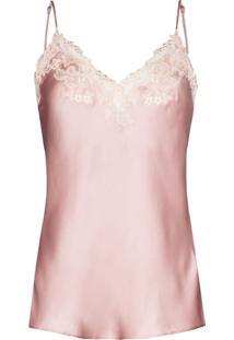La Perla Camisola Maison De Seda - Pink