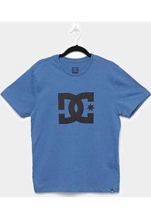 Camiseta Juvenil Dc Shoes Pack Star Manga Curta - Masculino