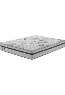 Colchão Casal Com Molas Superlastic Grand Support Ii Branco 120X198X25 - Ecoflex