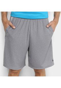 Bermuda Nike Dry 4.0 Masculina - Masculino-Grafite+Preto