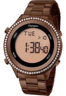 Relógio Champion Digital Ch40222R Feminino - Feminino