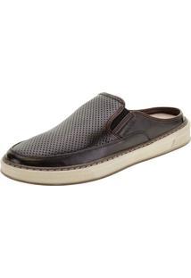 Sapato Masculino Mule Scott Democrata - 257105 Preto 38