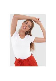 Camiseta Malwee Lisa Branca