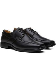Sapato Conforto Couro Youth Class Belucci Masculino - Masculino