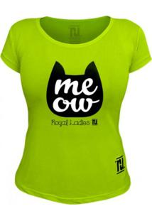 Camiseta Royal Urban Style Meow