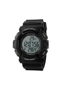 Relógio Digital Skmei -1116- Preto
