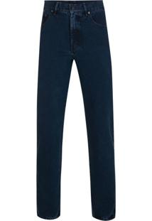 Calça Jeans Navy Cotton