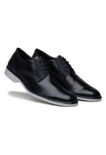 Sapato Social Masculino Zarato - 45027 - Preto - 976