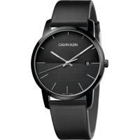 205721df976 Kanui. Relógio Calvin Klein K2G2G4C1 Preto