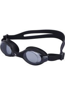 Óculos De Natação Oxer Vega - Adulto - Preto
