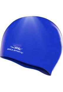 Touca Gold Sports Junior Royal Azul