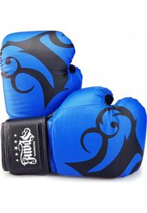 Luva De Boxe Muay Thai Spank - 18Oz - Unissex