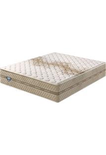 Colchão Casal Com Molas Superlastic High Comfort Bege 128X188X30 - Ecoflex