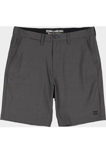 Bermuda Billabong Walk All Day Solid Masculina - Masculino